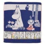 嚕嚕米Moomin 手帕毛巾