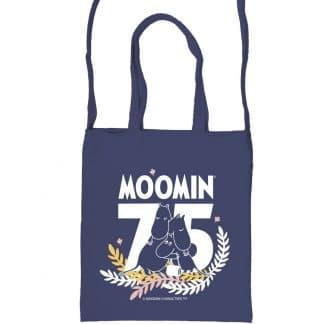嚕嚕米Moomin 75周年紀念 購物袋(藍色)