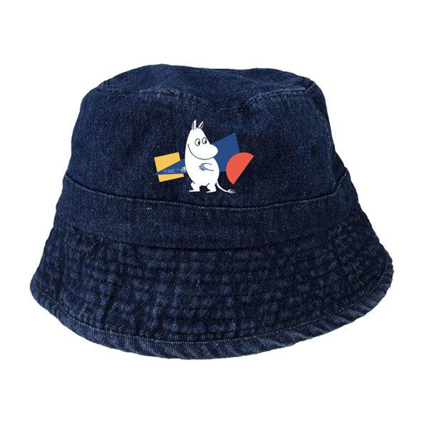 牛仔漁夫帽深藍