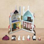 嚕嚕米的家模型豪華收藏系列14